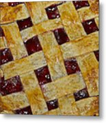 Cherry Pie 3782 Metal Print