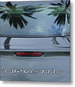 Chevrolet Corvette Metal Print
