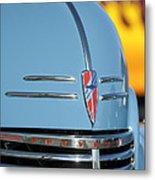 Chevrolet Hood Emblem 2 Metal Print