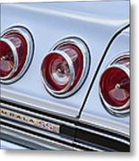Chevrolet Impala Ss Taillight Metal Print