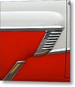 Chevy Door Metal Print