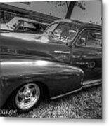 Chevy Fleetline Metal Print