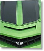Chevy Ss Emblem Metal Print