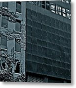 Chicago Impressions 5 Metal Print