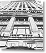 Chicago Impressions 8 Metal Print