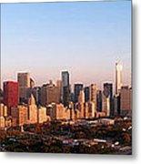 Chicago Panoramic  Metal Print