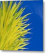 Chihuly Glass Tree Metal Print