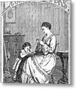 Childrens Magazine, C1885 Metal Print