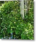 Chimes And Bells Metal Print