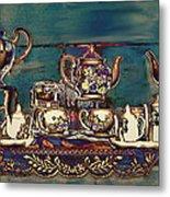 China Display Metal Print