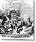 China: Imperial Palace Metal Print