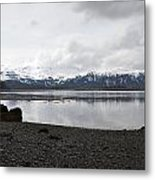 Chinapoot Bay Metal Print