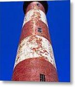 Chincoteague Lighthouse Metal Print