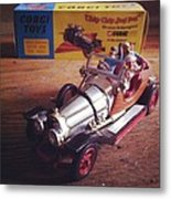 Chitty Chitty Bang Bang Corgi Toy Metal Print