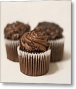 Chocolate Indulgence Metal Print