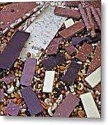 Chocolate Metal Print by Joana Kruse