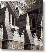 Christ Church Cathedral, Dublin City Metal Print