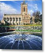 Christ Church Cathedral, Synod Hall Metal Print