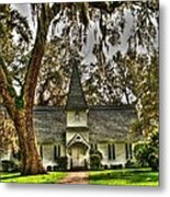 Christ Church Metal Print