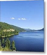 Christina Lake Metal Print