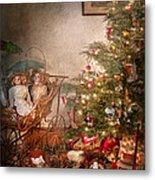 Christmas - My First Christmas  Metal Print