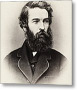Christopher Pearse Cranch Metal Print