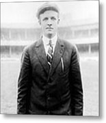 Christy Mathewson - Major League Baseball Player Metal Print