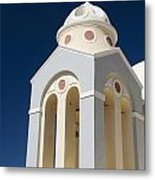 Church Bell Tower Metal Print