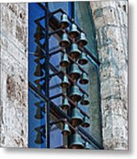 Church Bells Metal Print by Shirley Mitchell
