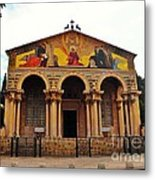 Church Of All Nations  Metal Print