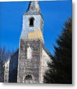 Church Of Days Gone By Metal Print