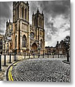 Church Of England Metal Print