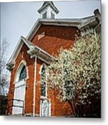 Church Series 1 Metal Print