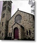 Church Series - 2 Metal Print