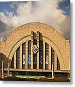 Cincinnati Museum Union Terminal Metal Print