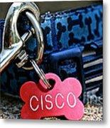 Cisco's Gear Metal Print