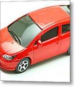 Citroen C4 Model Car Metal Print