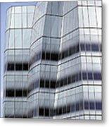 City 0051 Metal Print