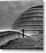 City Hall - London Metal Print