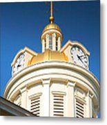 City Hall Dome I Metal Print