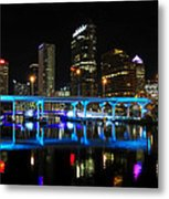 City Of Color Metal Print