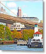 City View Three Metal Print