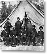 Civil War: Chaplains, 1864 Metal Print