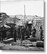 Civil War: Headquarters Metal Print