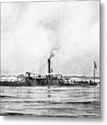 Civil War: Mobile Bay, 1864 Metal Print