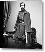 Civil War: Paymaster Metal Print