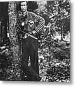 Civil War: Soldier, 1861 Metal Print