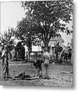 Civil War: Spotsylvania Metal Print