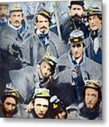 Civil War: Volunteers, 1861 Metal Print