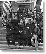Civil War: War Department Metal Print